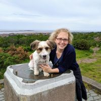 Tilly Jaye and Roger - Caldy Hill, Wirral.jpg