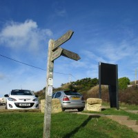 Coast path dog walk with pub, Dorset - IMG_0368.JPG