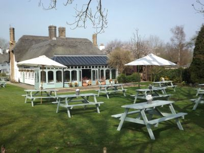 Dog-friendly dining near the M11 Cambridge, Cambridgeshire - Driving with Dogs