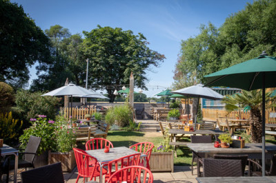 A286 dog-friendly pub near the coast, West Sussex - Driving with Dogs