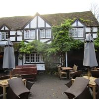 Sonning-on-Thames dog walk and dog-friendly pub, Berkshire - Berkshire dog-friendly pub and dog walk