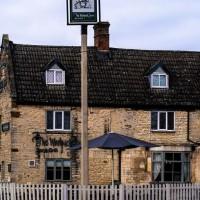 Thrapston dog-friendly pub and dog walk off the A14, Northamptonshire - The-Woolpack-Inn-dog-friendly.jpg