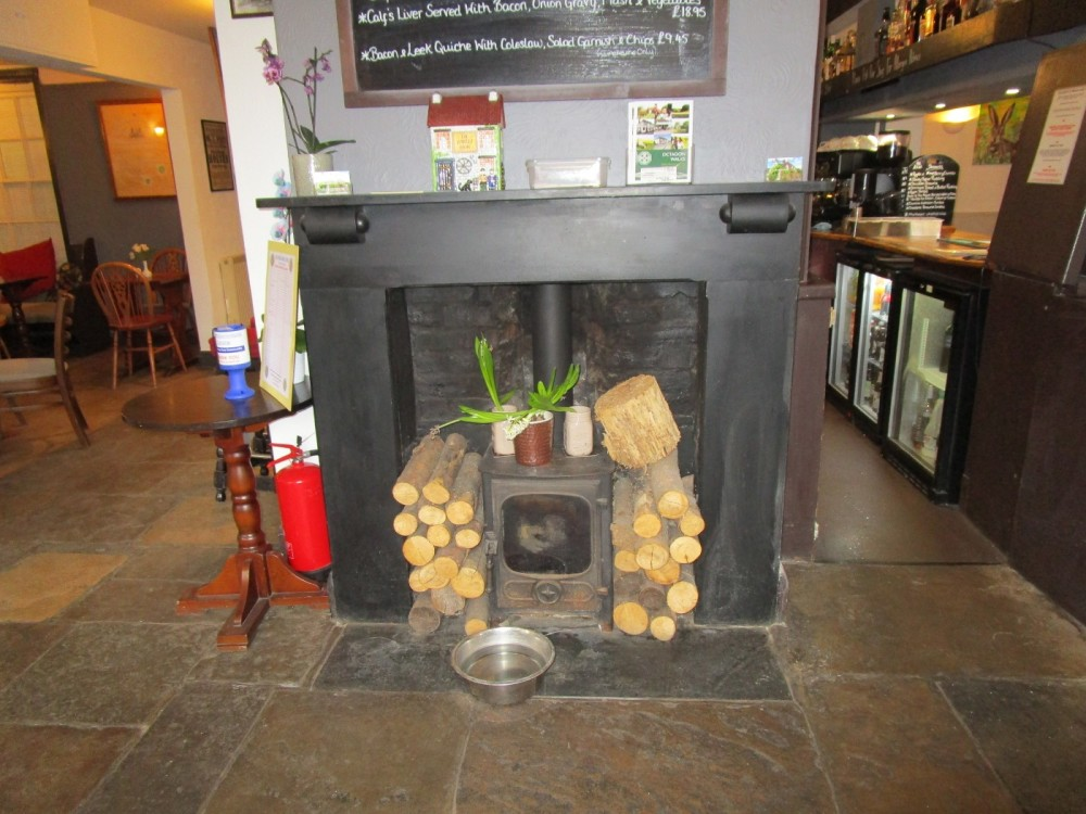Dog-friendly pub and a dog walk near Chichester, West Sussex - Sussex dog walks with dog-friendly pub.JPG