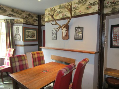Broadway dog-friendly pub, Worcestershire - Driving with Dogs