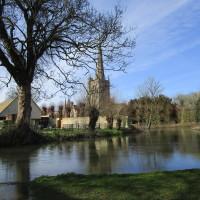 A40 Burford dog-friendly pub, Oxfordshire - Dog walks in Oxfordshire