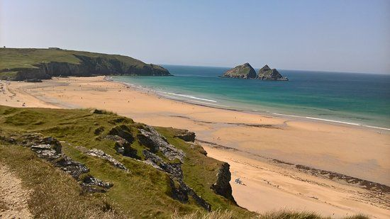Dog-friendly beach near Perranporth, Cornwall - Cornwall dog-friendly beaches.jpg