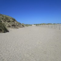 One of the best dog-friendly beaches in Cardiganshire, Wales - Wales dog-friendly beaches.JPG