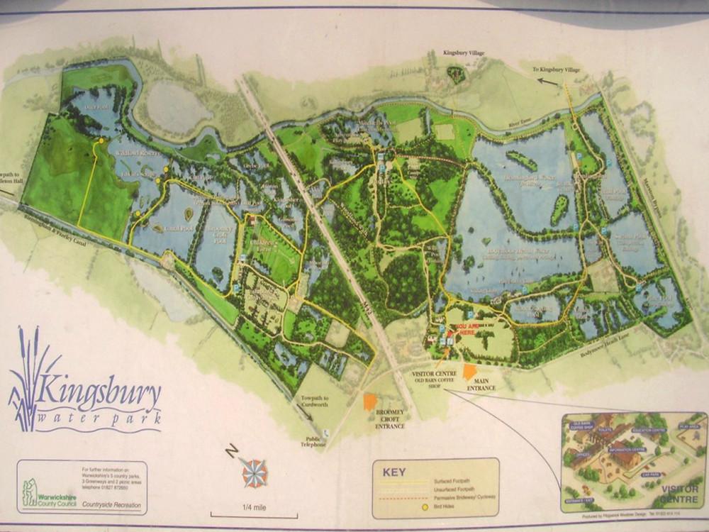 M42 Junction 9 Kingsbury Water Park, Warwickshire - Dog walks in Warwickshire