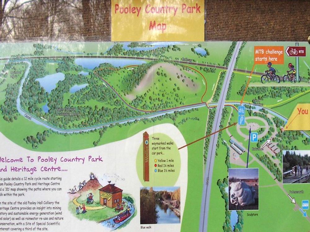 M42 Junction 10 country park dog walk, Warwickshire - Dog walks in Warwickshire