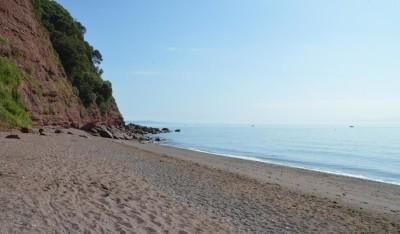 Secret dog-friendly beach and dog walk, Devon - Driving with Dogs