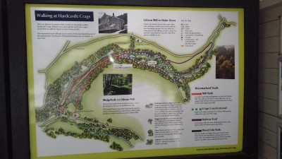 Hardcastle Crags dog walks, West Yorkshire - Driving with Dogs
