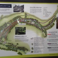 Hardcastle Crags dog walks, West Yorkshire