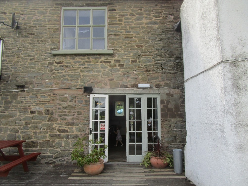 Dog-friendly pub near to Clun, Shropshire - dog-friendly pubs and dog walks Shropshire.JPG