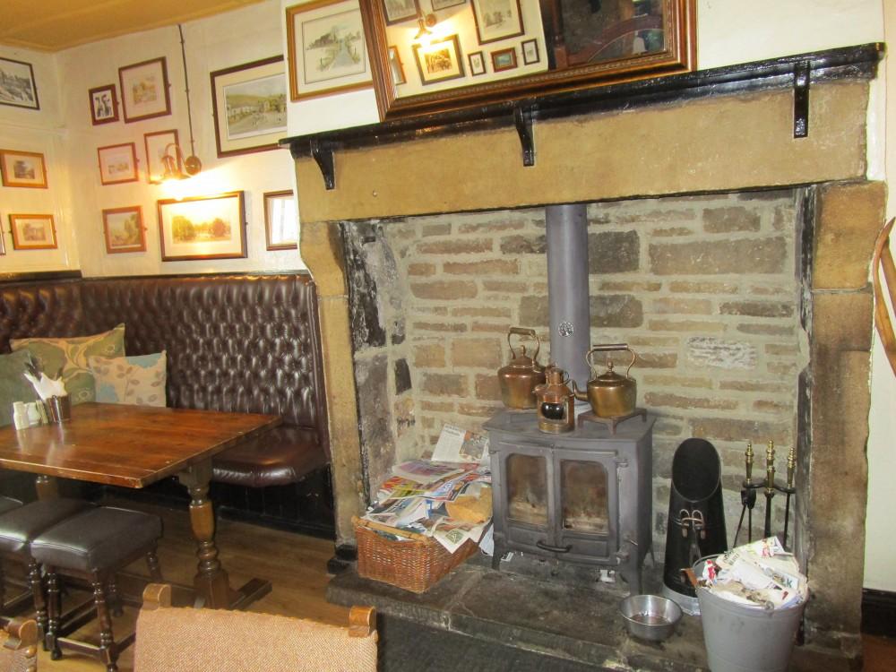 Dalesway dog walk and friendly pub, Yorkshire - Yorkshire dog-friendly pub and dog walk