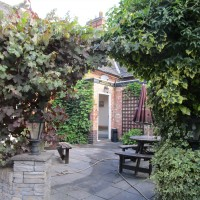 A46 dog walk and dog-friendly pub, Leicestershire - Leicestershire dog-friendly pub and dog walk