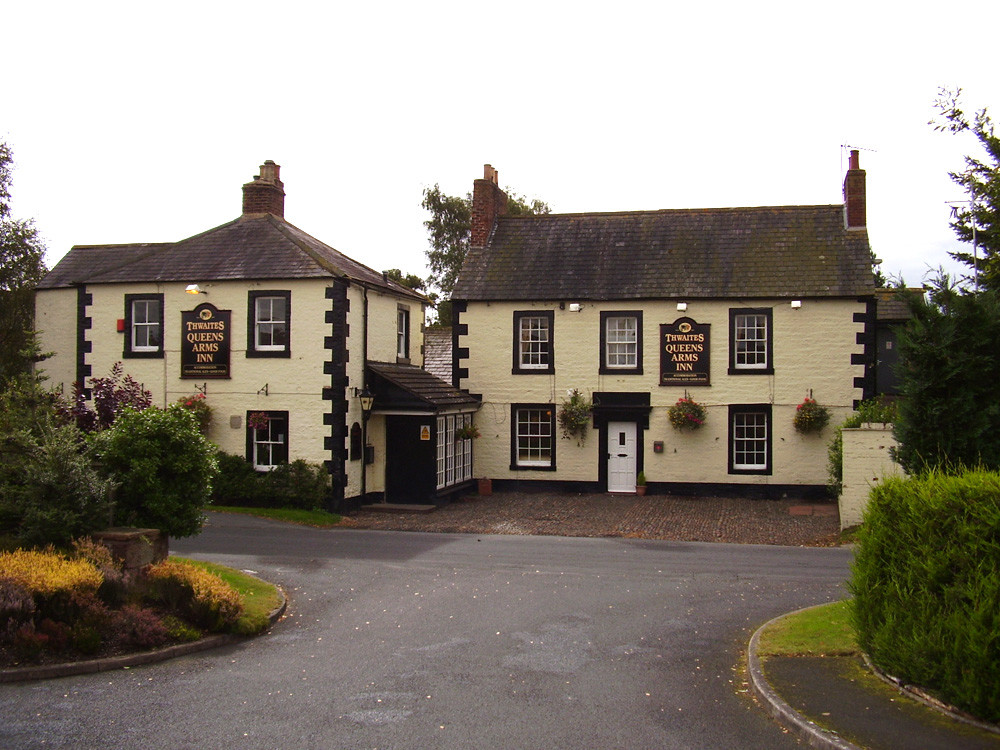 M6 Junction 43 River Eden dog-friendly pub and dog walk, Cumbria - Dog walks in Cumbria