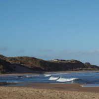 Embleton dog-friendly beach, Northumberland - Dog walks in Northumberland