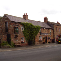 M6 Junction 44 dog walk and dog-friendly pub, Cumbria - Dog walks in Cumbria