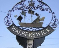Walberswick dog-friendly beach, Suffolk - Dog walks in Suffolk