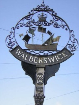 Walberswick dog-friendly beach, Suffolk - Driving with Dogs