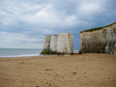 Dog-friendly beach near Broadstairs, Kent - Driving with Dogs