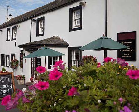 M6 Jct 40 dog-friendly inn with B&B rooms, Cumbria - Cumbria dog-friendly pub and dog walk