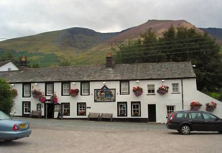 A66 A dog walk near Blencathra in the Lake District, Cumbria - Cumbria dog-friendly pub and dog walk