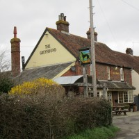 A21 dog-friendly pub and dog walk North Downs, Kent - Kent dog-friendly pub and dog walk.JPG