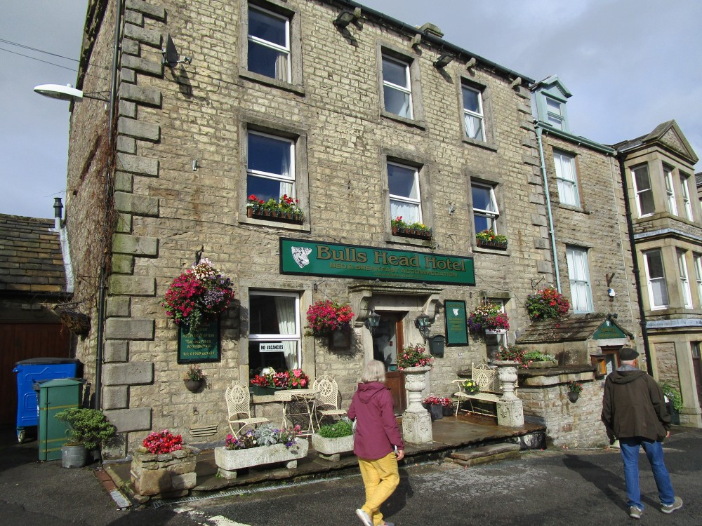 Hawes - dog-friendly town, North Yorkshire - Yorkshire dog-friendly pub and dog walk