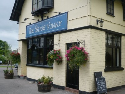 Pub on the Piddle with dog walk, Dorset - Driving with Dogs
