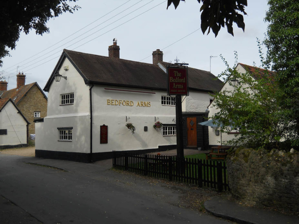 A6 doggiestop with village inn near Rushden, Bedfordshire - dog-friendly pubs Bedfordshire.jpg