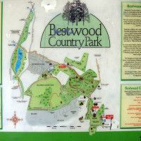 Bestwood Park dog walk, Nottinghamshire - Dog walks in Nottinghamshire