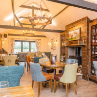 Milton Keynes dog-friendly inn and dog walk, Buckinghamshire - Buckinghamshire dog friendly pub