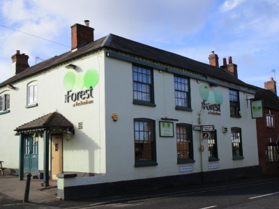 A441 dog walk and dog-friendly pub, Worcestershire - Driving with Dogs