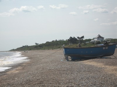 Sizewell dog-friendly beach, Suffolk - Driving with Dogs
