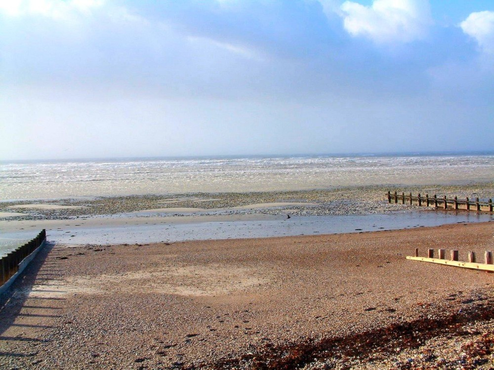 Ferring dog-friendly beach, West Sussex - Dog walks in Sussex