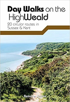Day Walks on the High Weald book cover