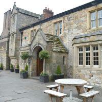 A696 Dog-friendly inn and historic building, Northumberland - Dog-friendly pub A696 north of Newcastle.jpg