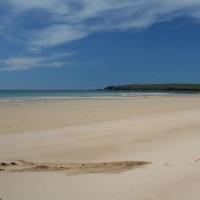 Eoropaid (Europie) dog-friendly beach on the Isle of Lewis, Scotland - Dog walks in Scotland