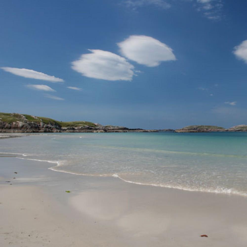 Traigh Uige dog-friendly beach on the Isle of Lewis, Scotland - Dog walks in Scotland
