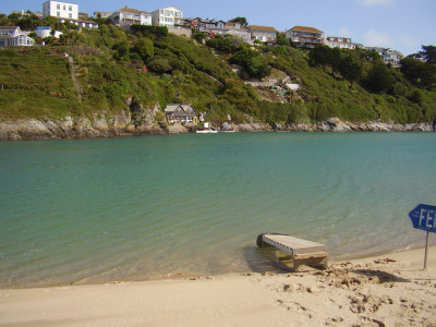 Crantock dog-friendly beach and walk, Cornwall - Driving with Dogs