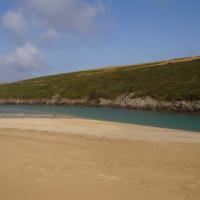 Dog-friendly beach and walk near Newquay, Cornwall - Dog walks in Cornwall
