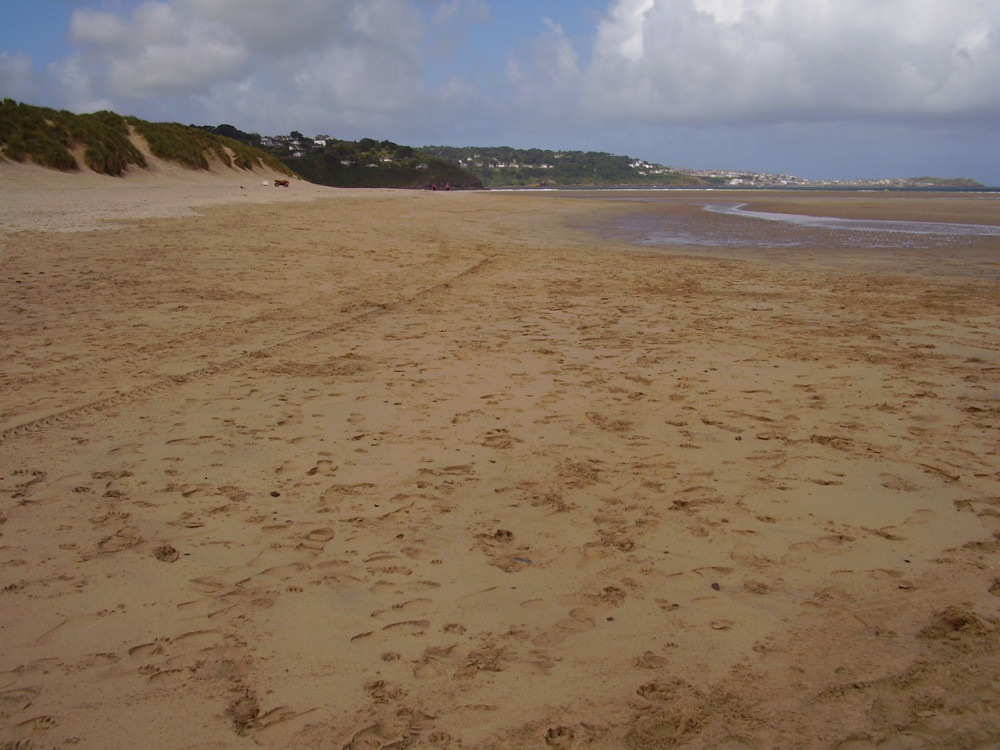 Porthkidney dog walk, Cornwall - Dog walks in Cornwall