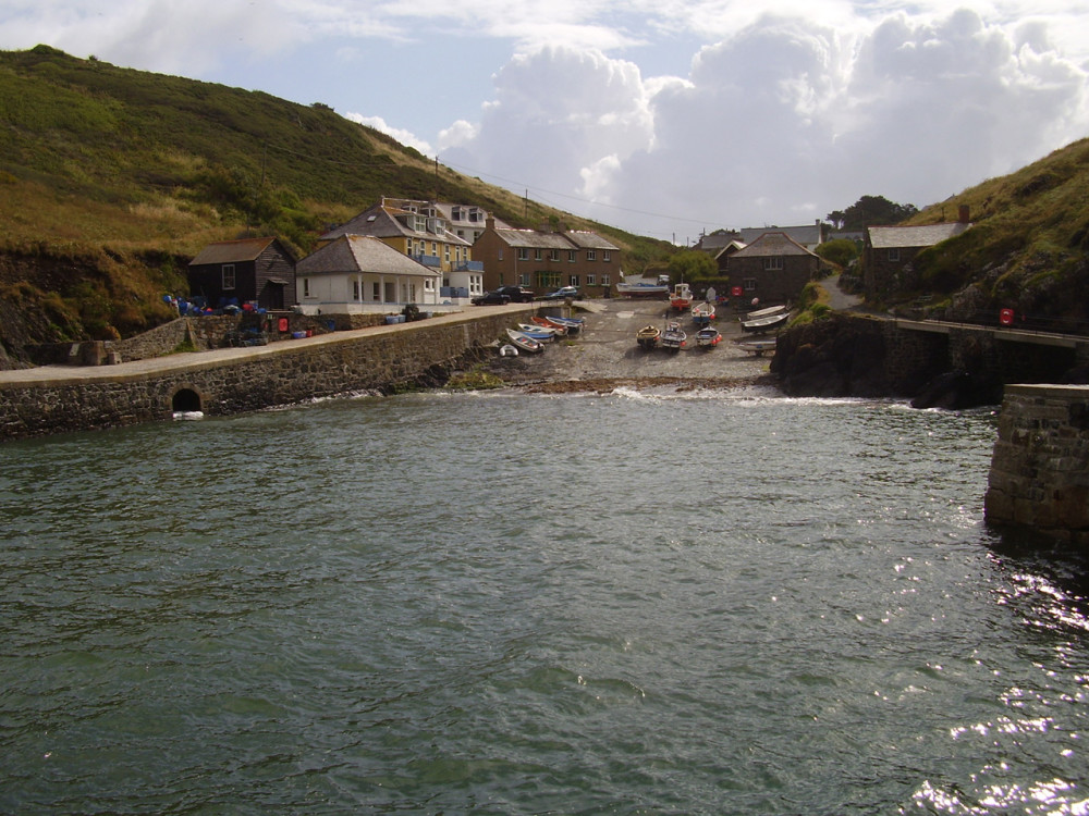Mullion Cove dog-friendly, Cornwall - Dog walks in Cornwall