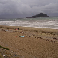 Long Rock dog-friendly beach, Cornwall - Dog walks in Cornwall