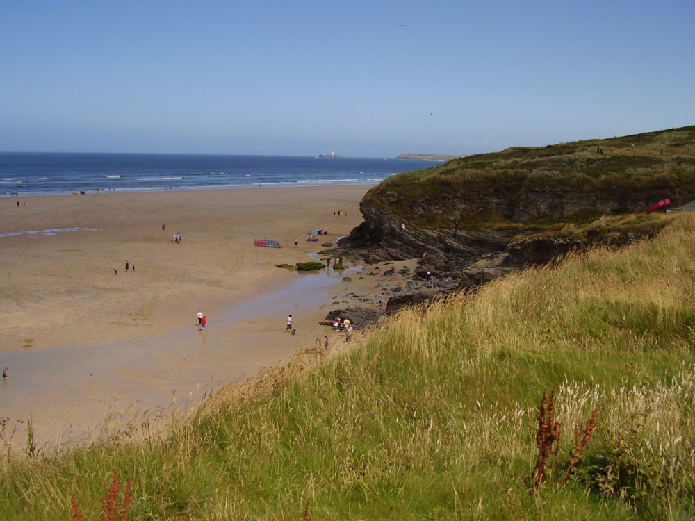 Riviere Towans dog walk, Cornwall - Dog walks in Cornwall