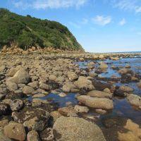 A171 hidden walks and pub near Scarborough, North Yorkshire - hayburn wyke beach.jpg