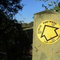 Ashford area dog walks and dog-friendly pub, Kent - Kent dog-friendly pubs with dog walks