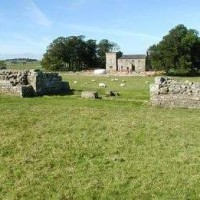 Hadrian's dog walk, Cumbria - Cumbria dog walk