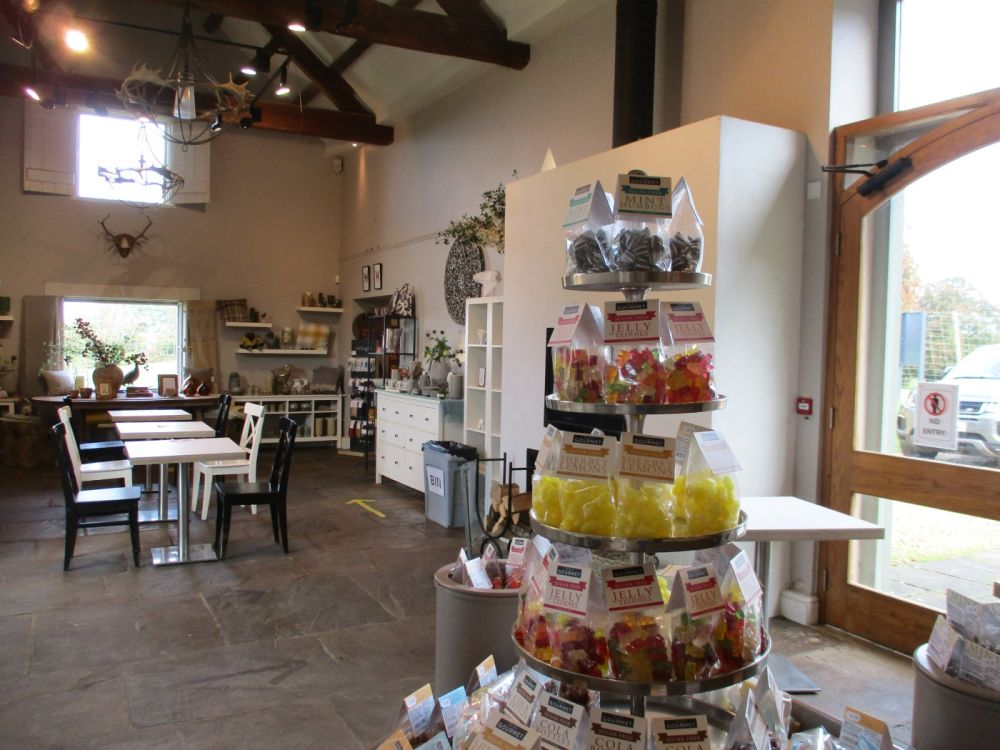 Dog-friendly cafe with dog walk and outstanding views, Gloucestershire - IMG_3468.JPG